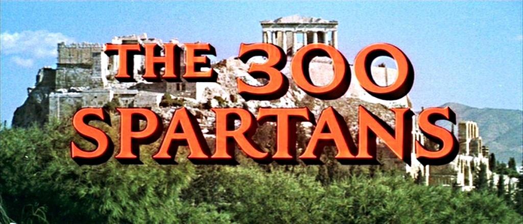 300 Spartans D