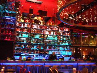 Vegas THEhotel - rumjungle bar